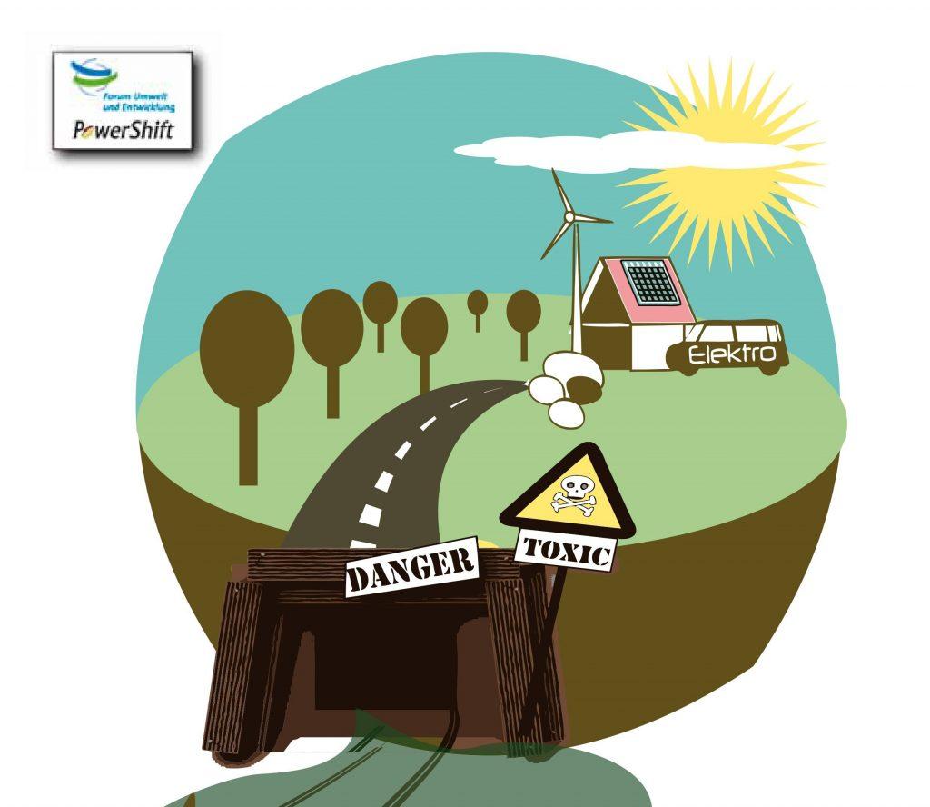 Oben hui, unten pfui? – Rohstoffe für die 'grüne' Wirtschaft