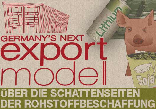 Germany's Next Export Model