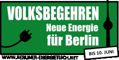 Volksbegehren Neue Energie für Berlin