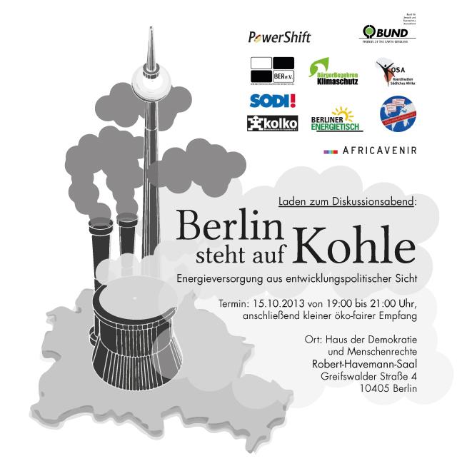 Einladung_Berlin steht auf Kohle (@ Marcel Zienert)