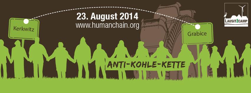Lausitzcamp-2014-Titelbild-Menschenkette gegen Kohle