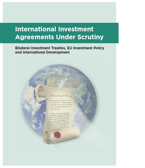 International Investment Agreements Under Scrutiny