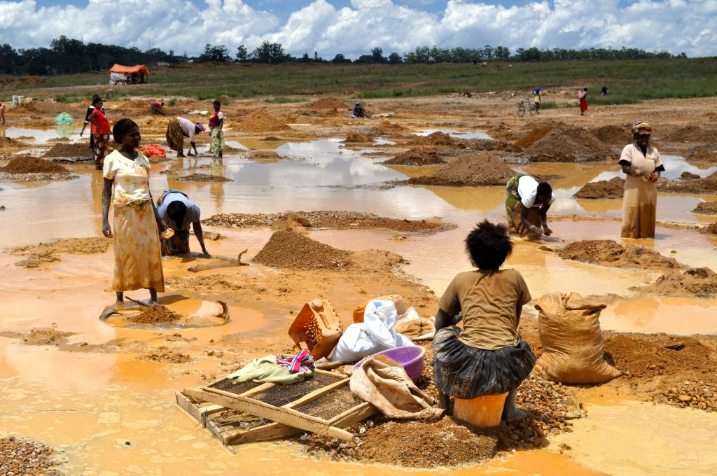 PR: New legislation on conflict minerals, a missed opportunity for the European Union