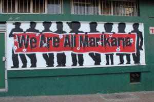 We Are All Marikana - Jakob Krameritsch