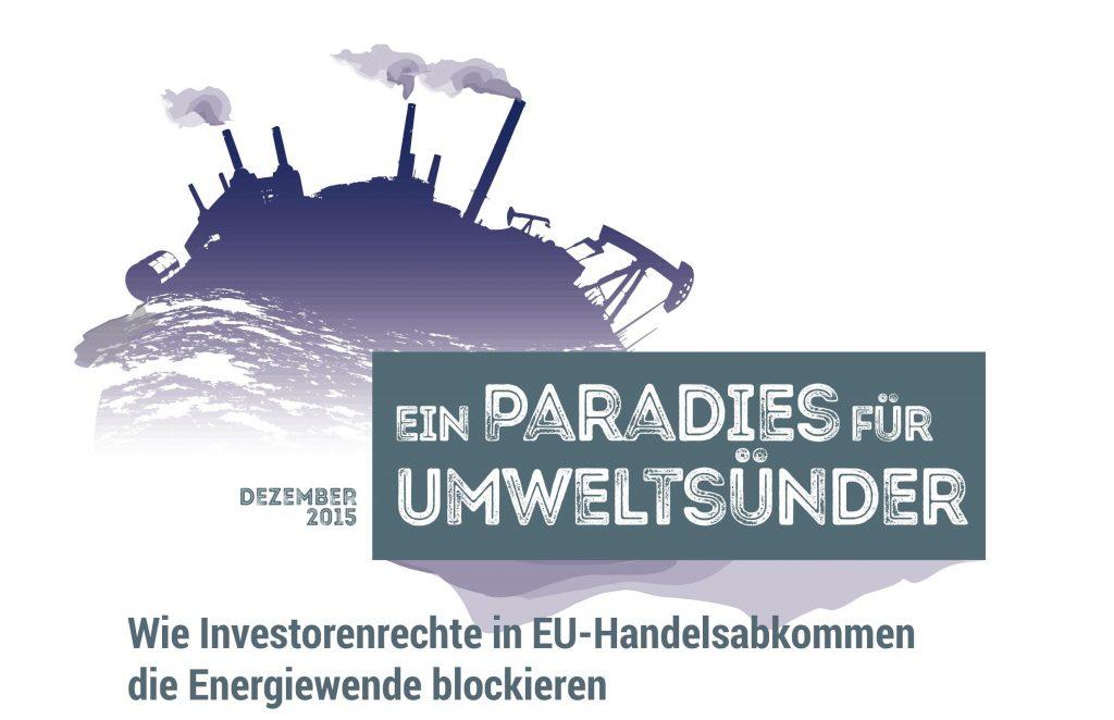 Ein Paradies für Umweltsünder