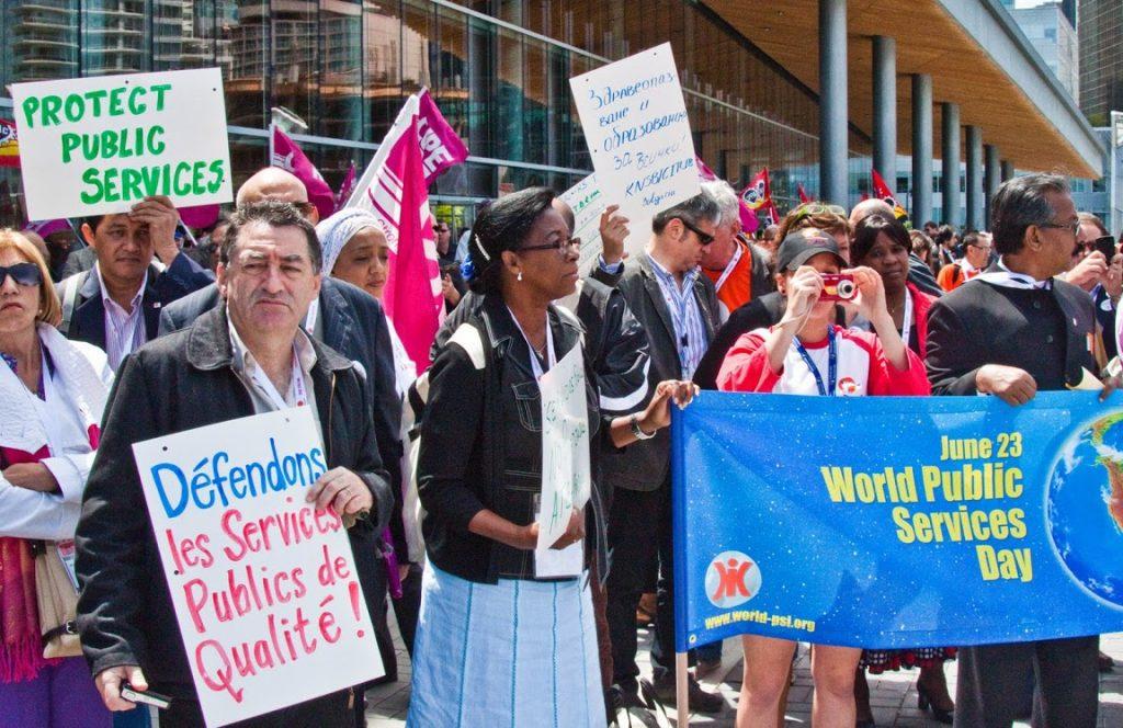 19.12.2016 webinar:  Internationale Freihandelsabkommen und die Auswirkungen auf Arbeits- und Sozialstandards