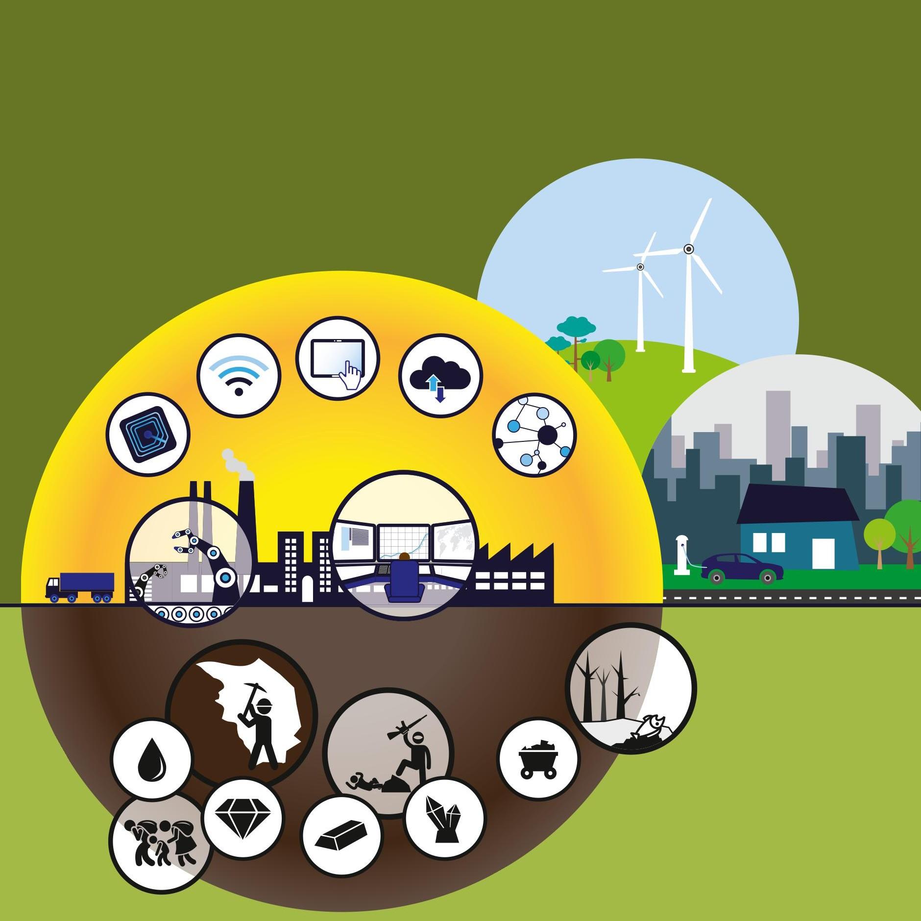 Ressourcenfluch 4.0 (Industrie 4.0 und Rohstoffe)