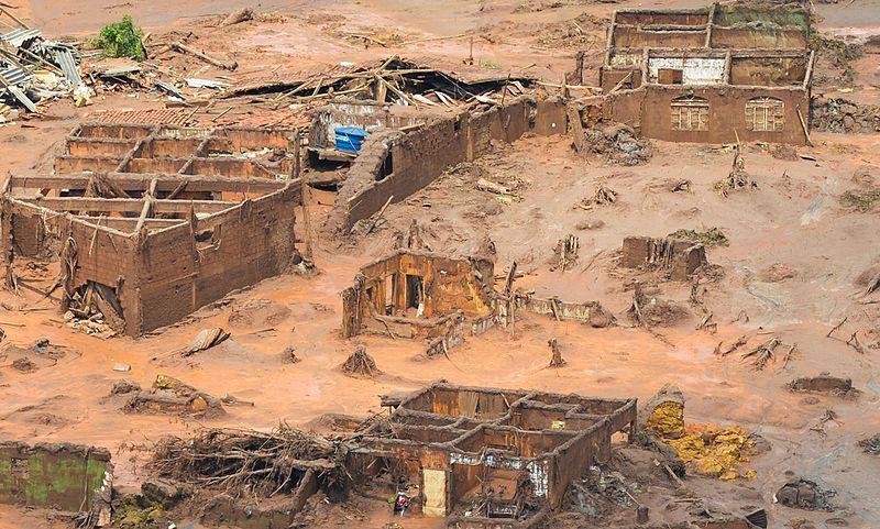 Rückhaltebecken im Bergbau – Gefahr hinter dem Damm