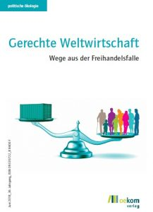 Deckblatt Politische Ökologie 153