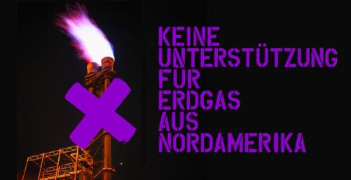 Offener Brief: Keine Investitionen in neue Gas-Infrastruktur!