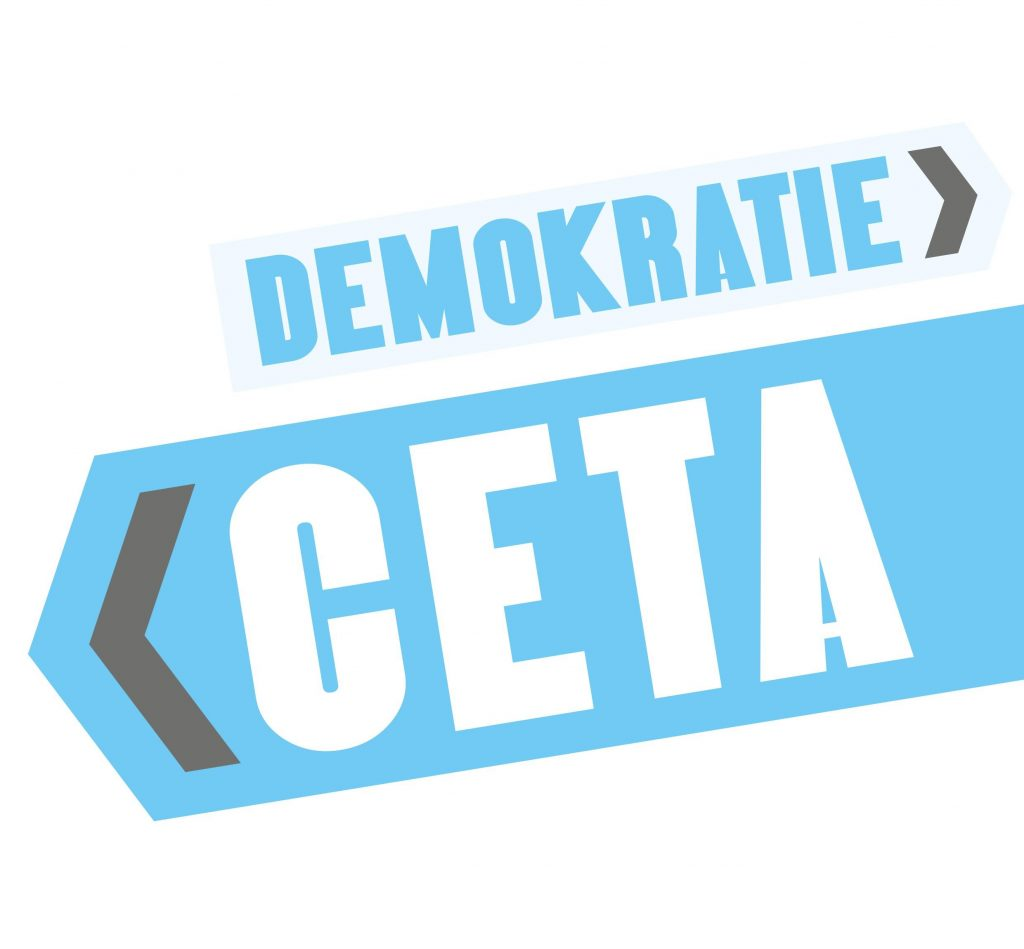 CETA – Verkaufte Demokratie
