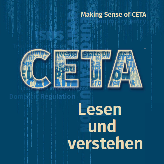 Making Sense of CETA