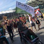 Unteilbar Demonstration Dresden 24.08.2019