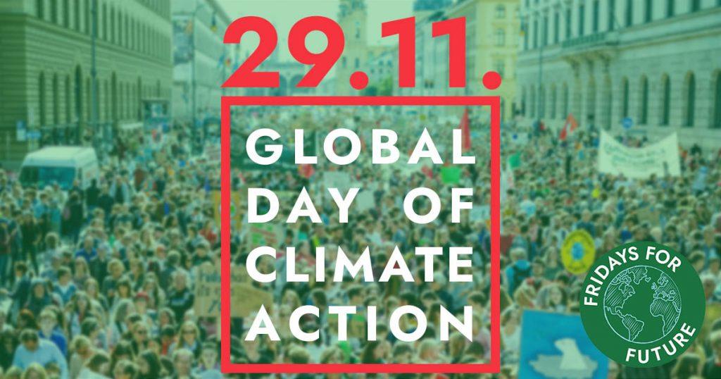 Globaler Klimastreik!