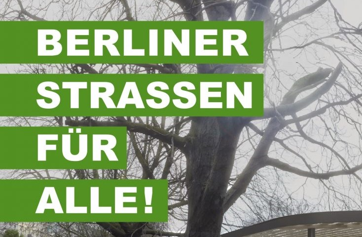Karl-Marx-Allee: Bündnis fordert Vermeidung neuer Parkplätze