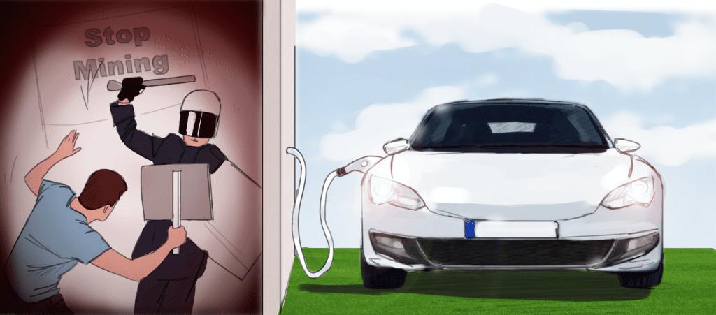 Tesla Gigafactory: Ein Elektromotor macht noch keine Verkehrswende!