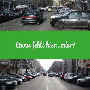 Parklets in Berlin