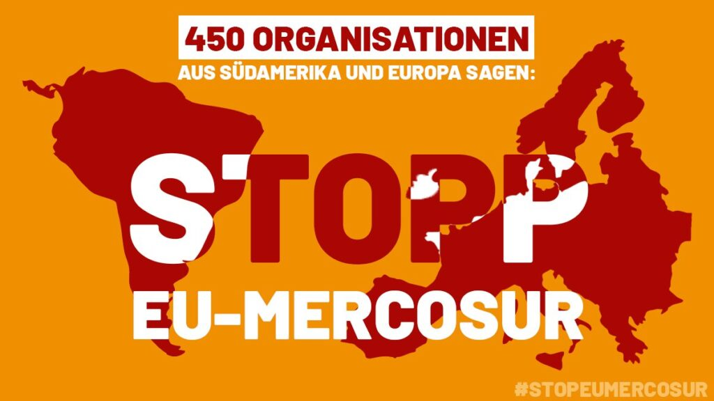Stopp EU-Mercosur