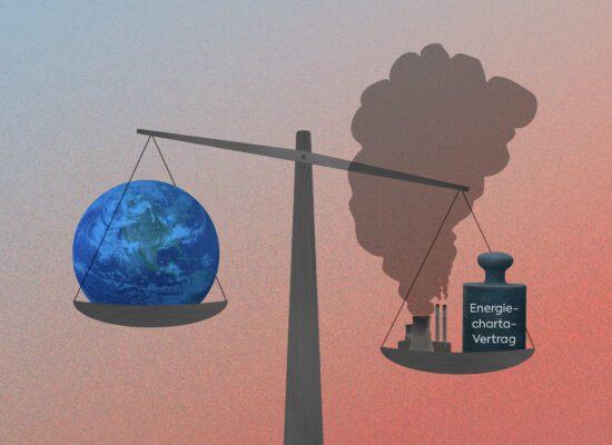 Energiecharta-Vertrag stoppen – Energiewende retten!