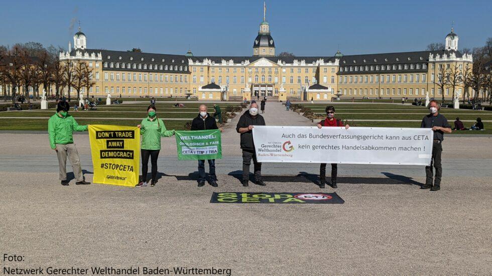 Bundesverfassungsgericht weist Organklage gegen CETA zurück
